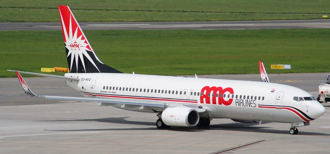 Aereo Amc Airlines