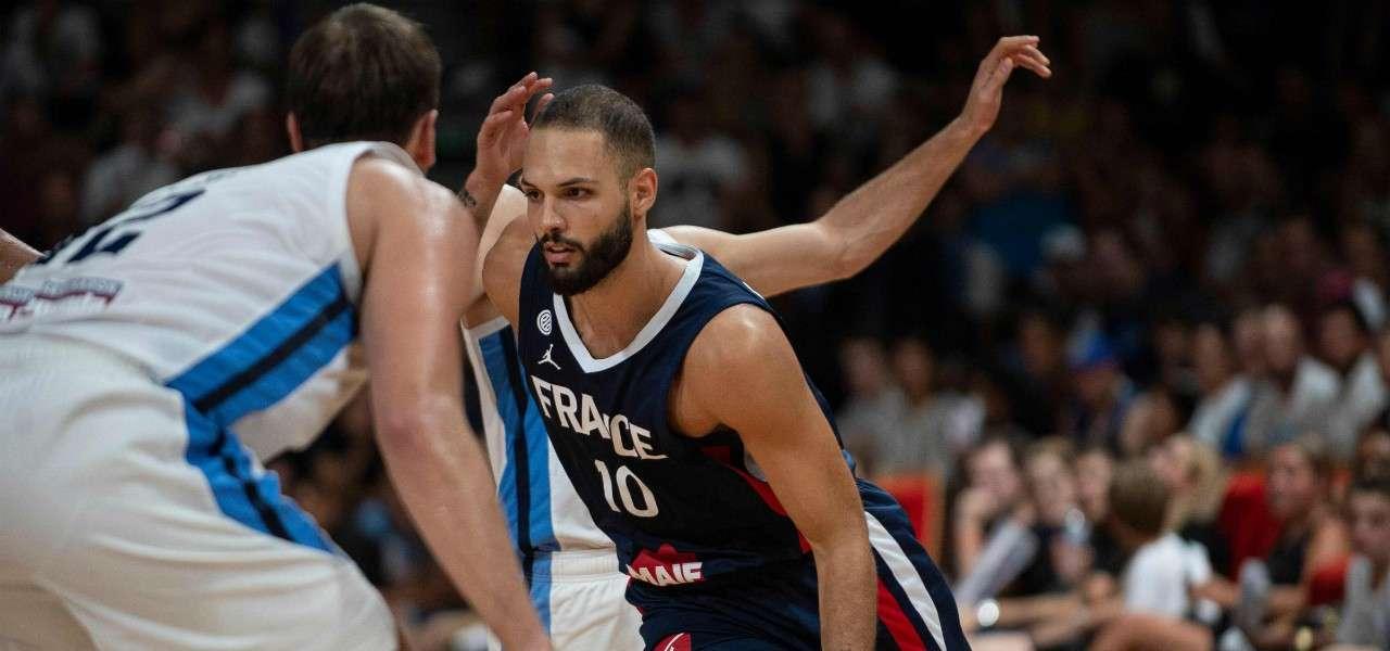 Fournier Francia basket