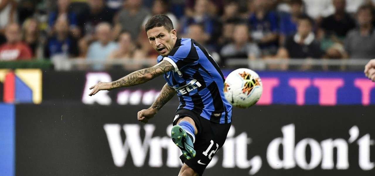 Sensi Inter tiro lapresse 2019
