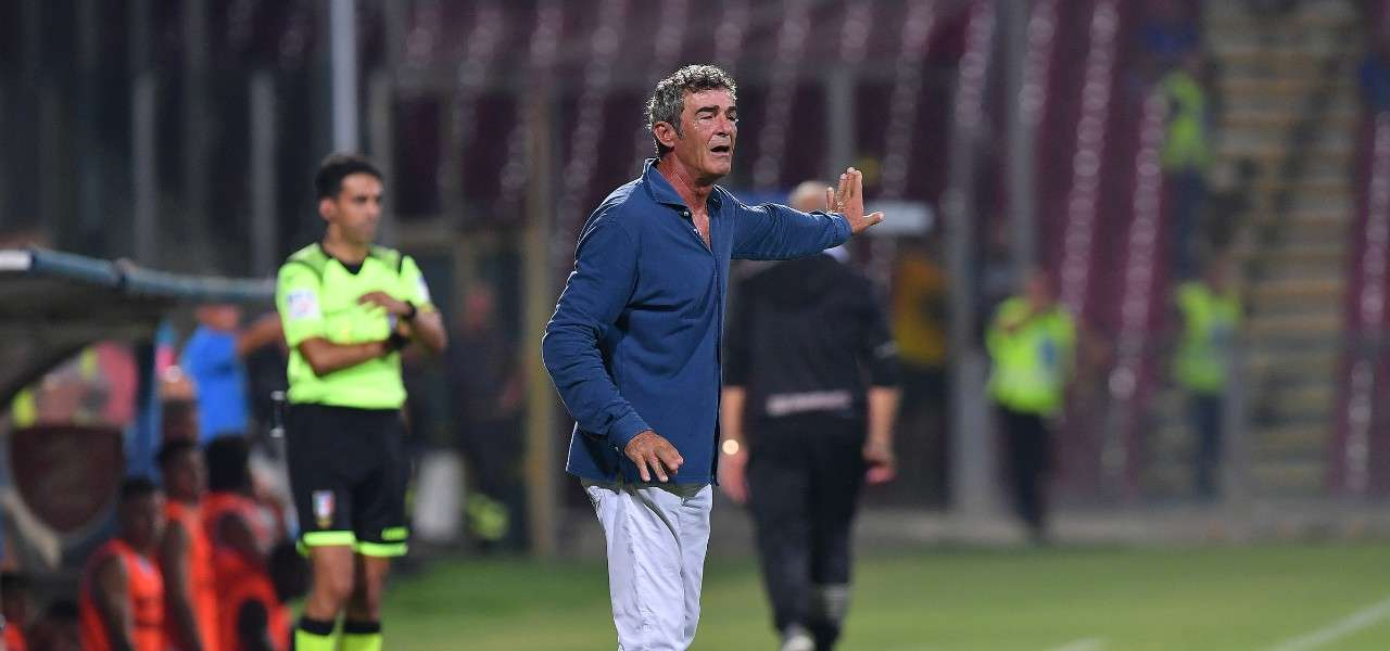 Gaetano Auteri Catanzaro lapresse 2019