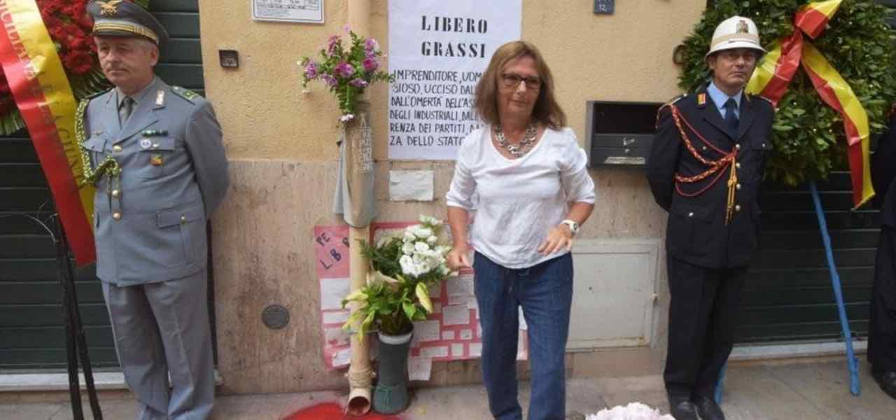 Alice Grassi, figlia Libero Grassi