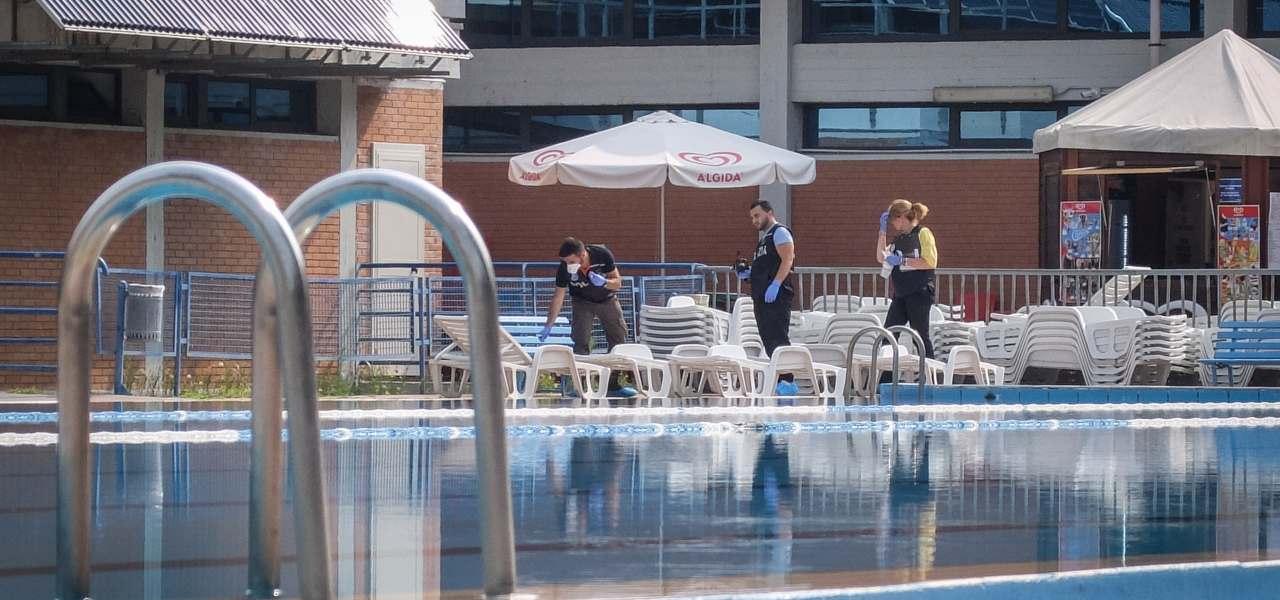 Morte in piscina