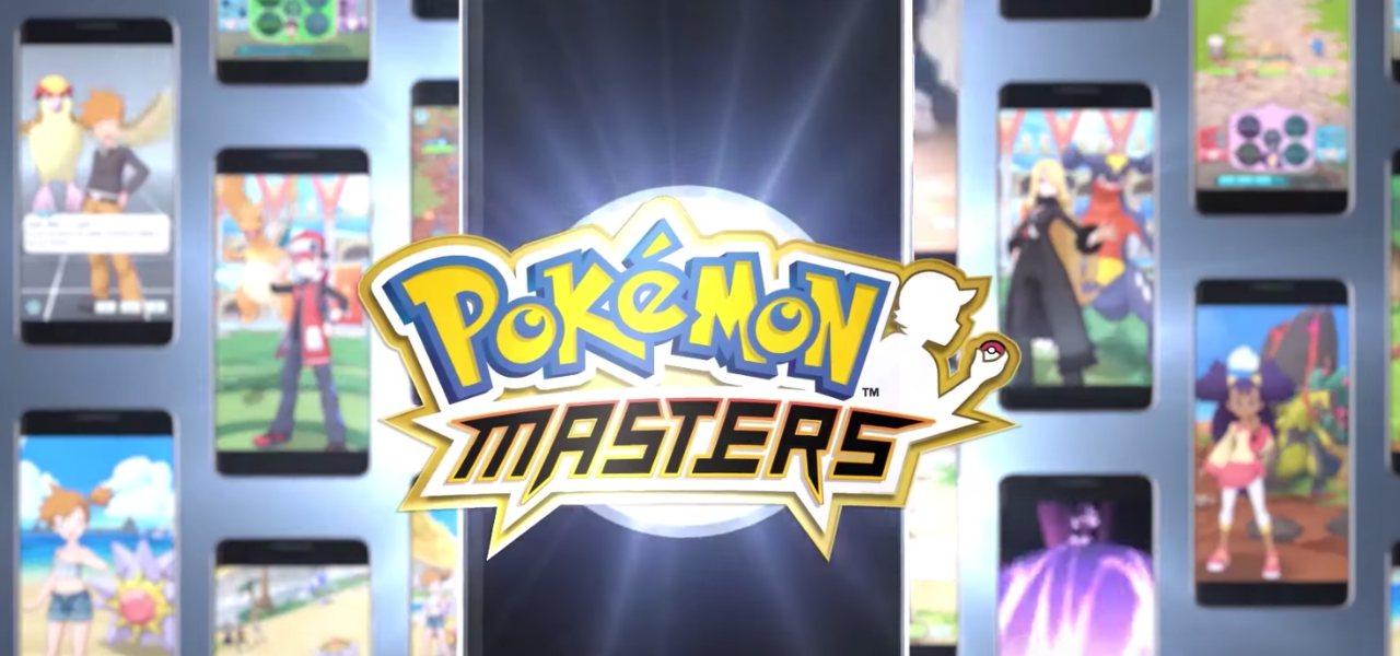 pokemon masters 2019 youtube