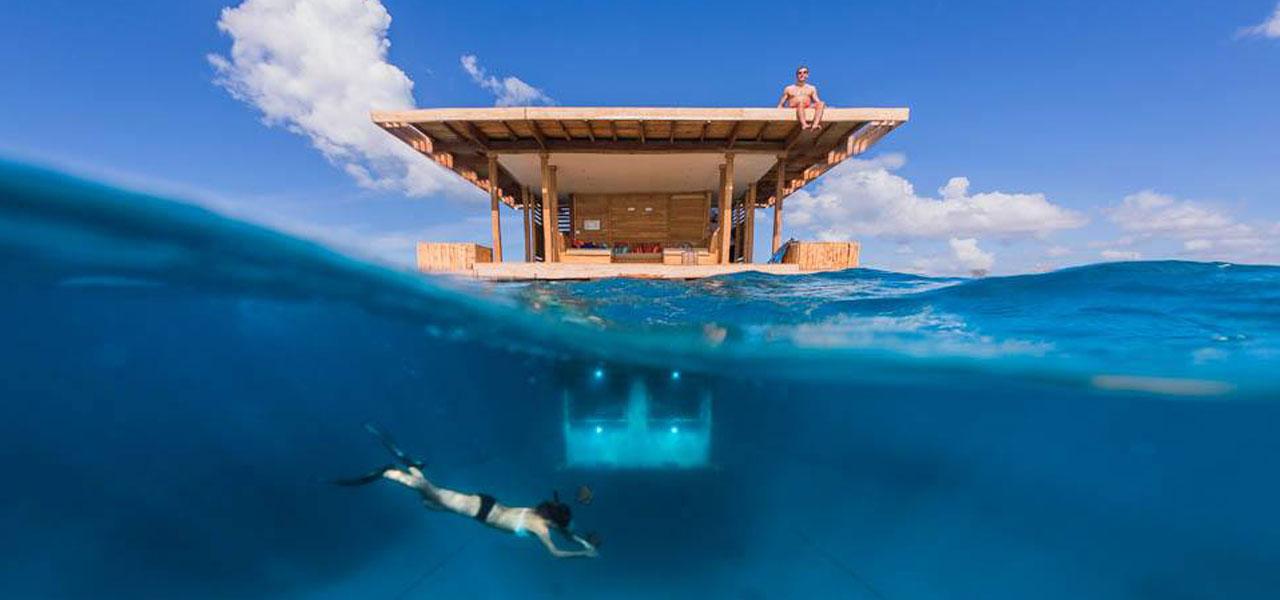 Il Manta Resort in Tanzania