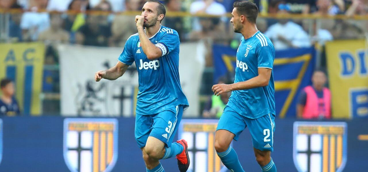 Chiellini stipendi Juventus