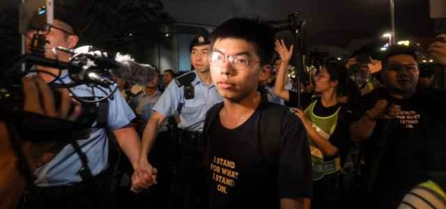 Leader proteste Hong Kong