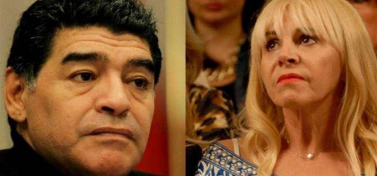 """Maradona contro ex moglie Claudia Villafane/ """"Ha rubato ..."""