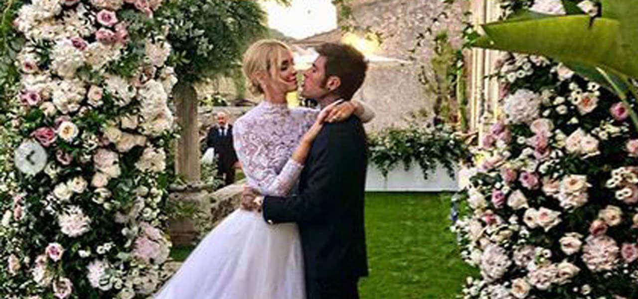 Anniversario Matrimonio Weekend.Fedez E Chiara Ferragni Primo Anniversario Matrimonio Video