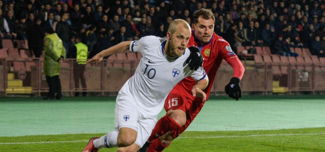 DIRETTA/ Finlandia Armenia (risultato finale 3-0): decidono Jensen ...