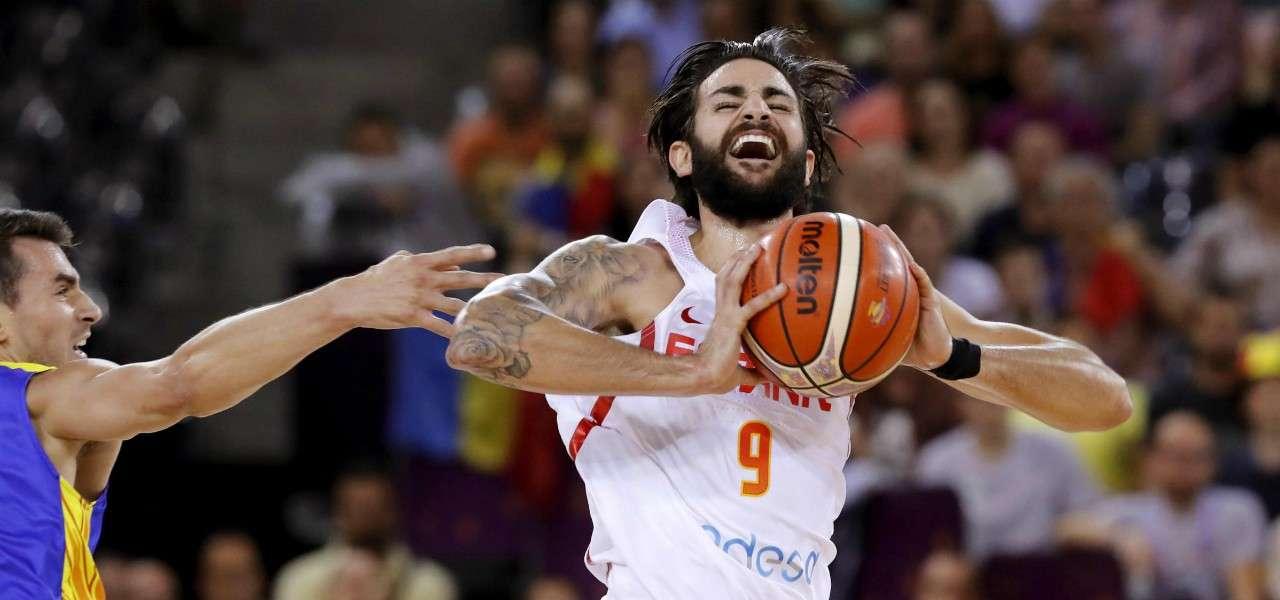 Spagna Ricky Rubio basket lapresse 2019