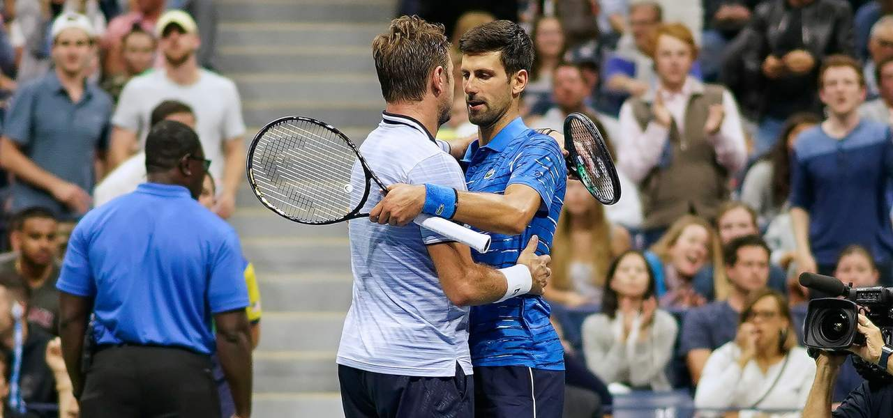 Djokovic e Wawrinka