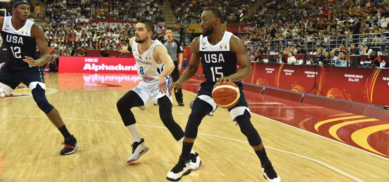 Kemba Walker Usa basket