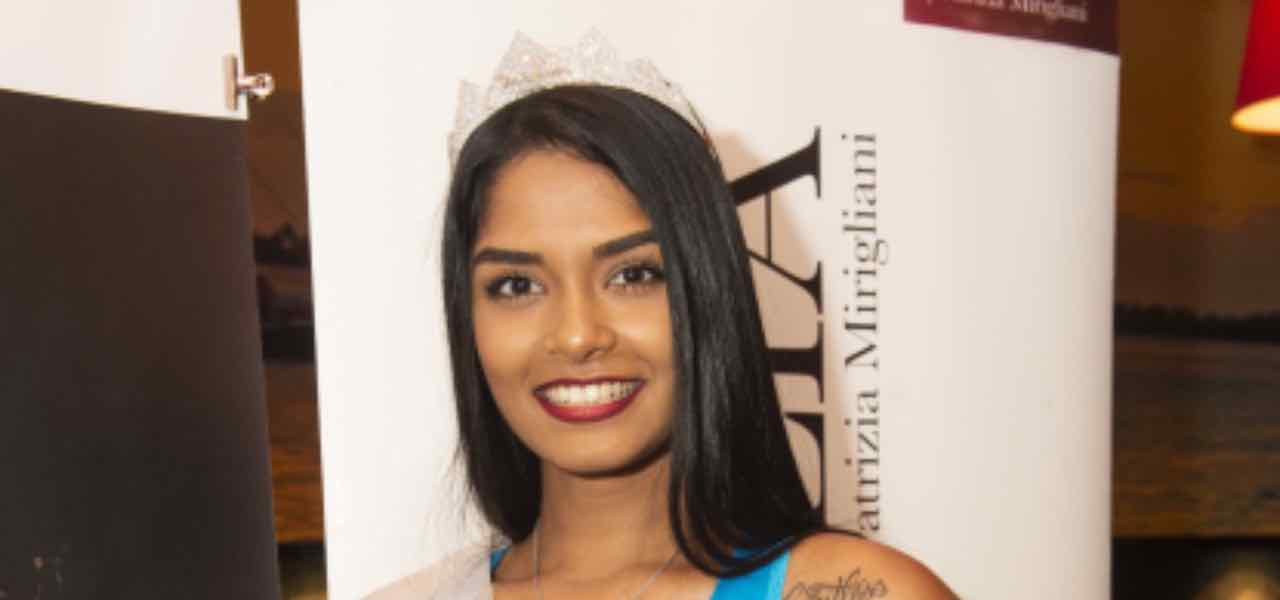 Miss Italia Selma Tharuka Fernando