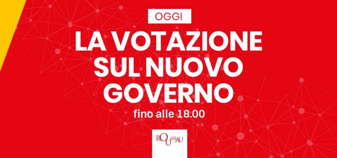 Voto Roussau sul Governo