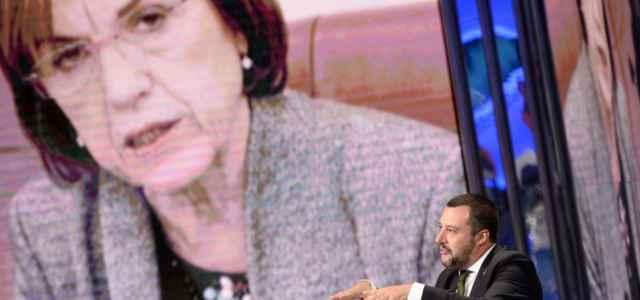 Salvini e Fornero