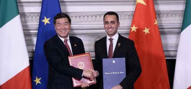 Di Maio e la Cina