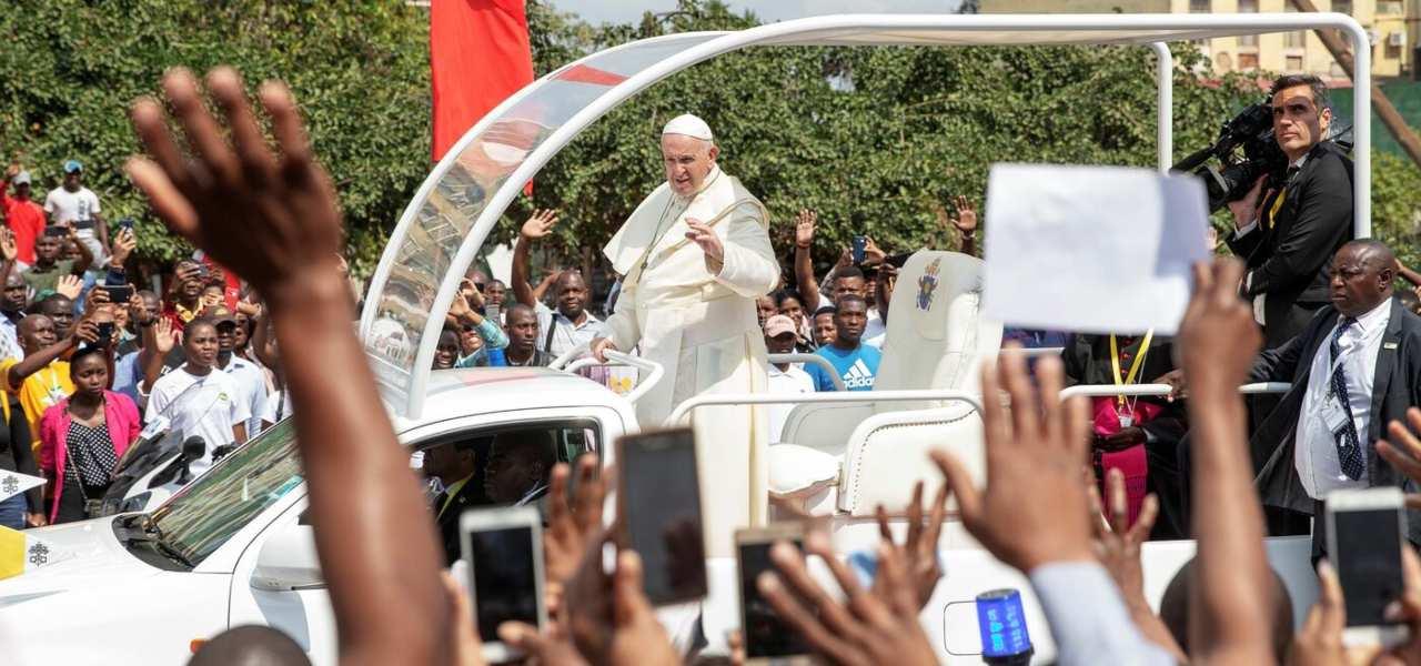 Papa Francesco in Africa