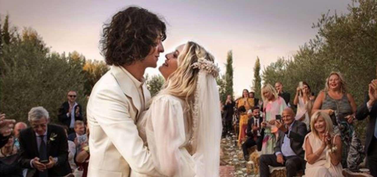 carolina crescentini motta matrimonio 2019 instagram