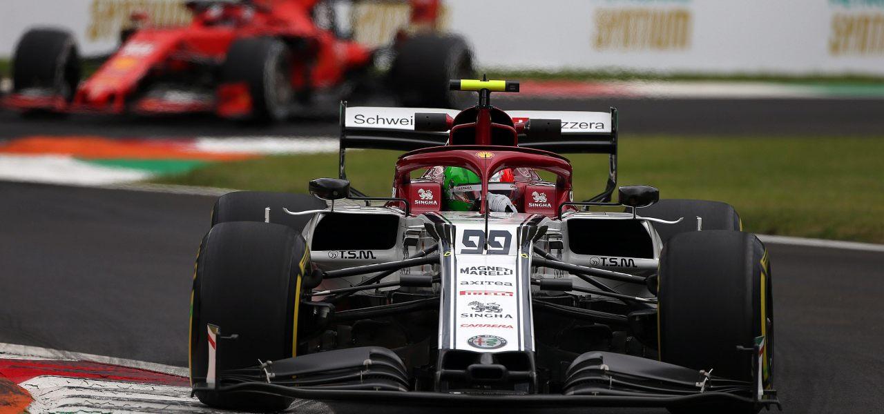 Antonio Giovinazzi, 9° con F1 Alfa Romeo a Monza/ Non solo Ferrari ...