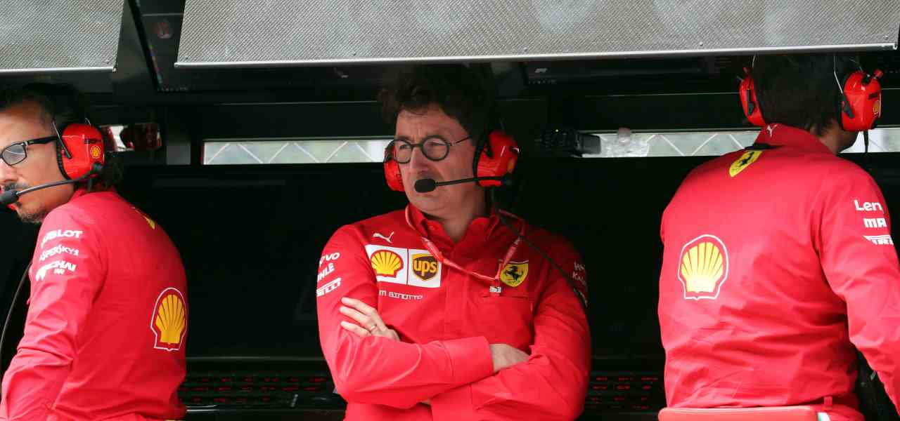 Binotto Formula 1