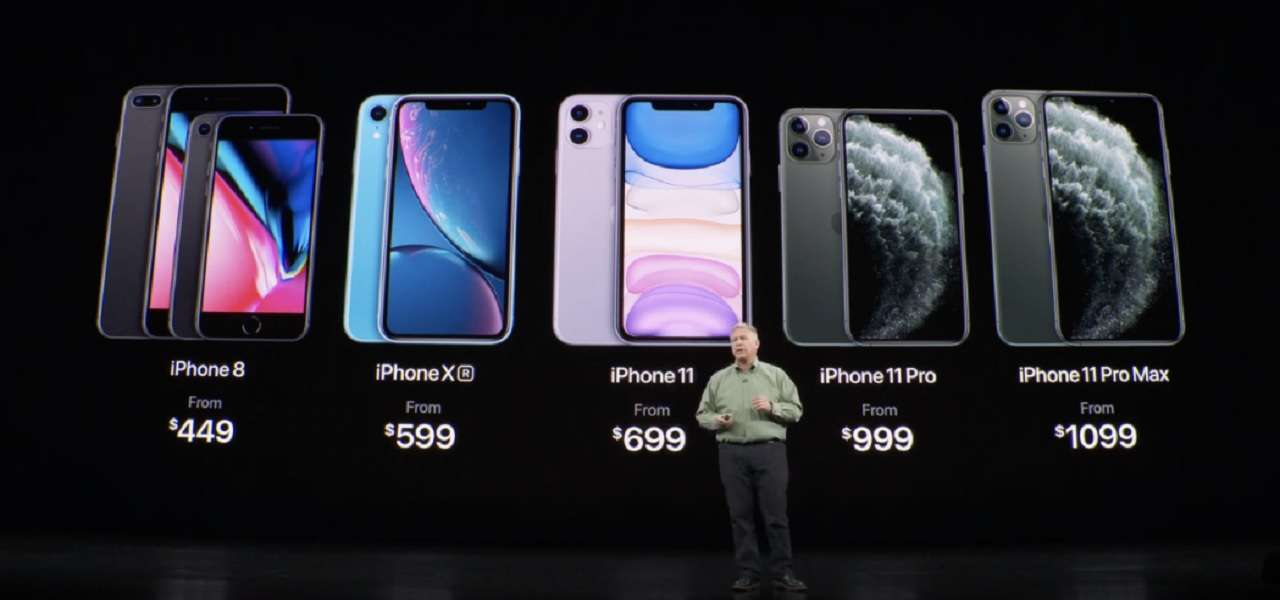iphone 11 apple keynote