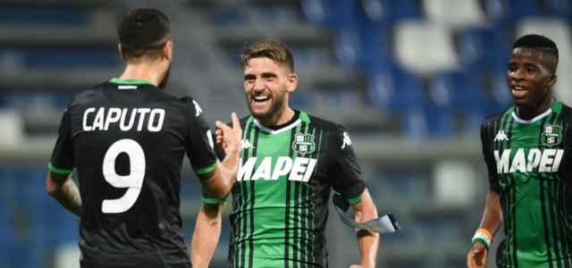 Sassuolo Caputo Berardi Fantacalcio Serie A