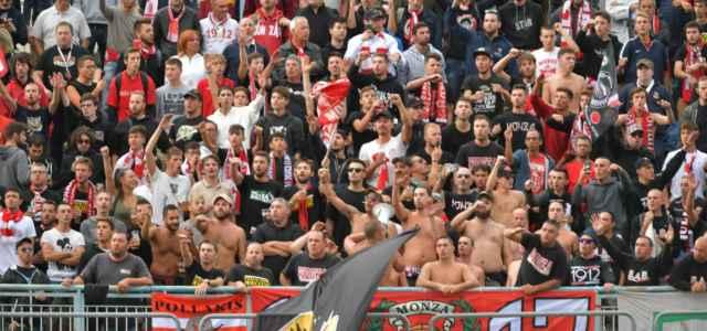 Monza tifosi