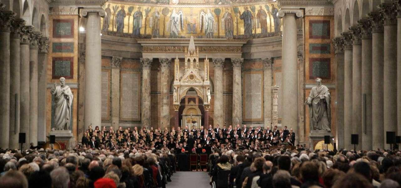 MUSICA E ARTE SACRA/ I Wiener Philharmoniker a Roma