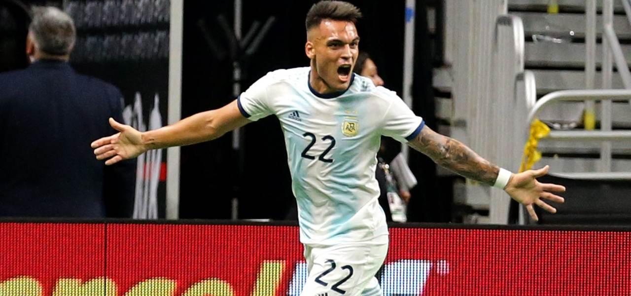 Argentina Messico (4-0): show di Lautaro, tripletta/ Video ...