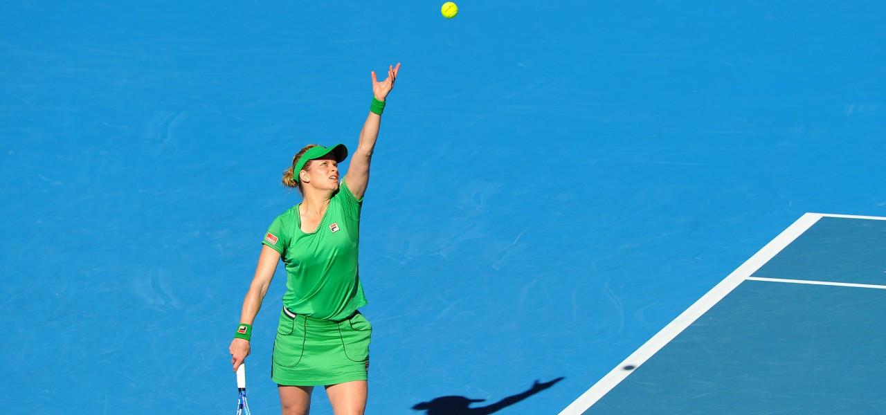 Kim Clijsters servizio lapresse 2019