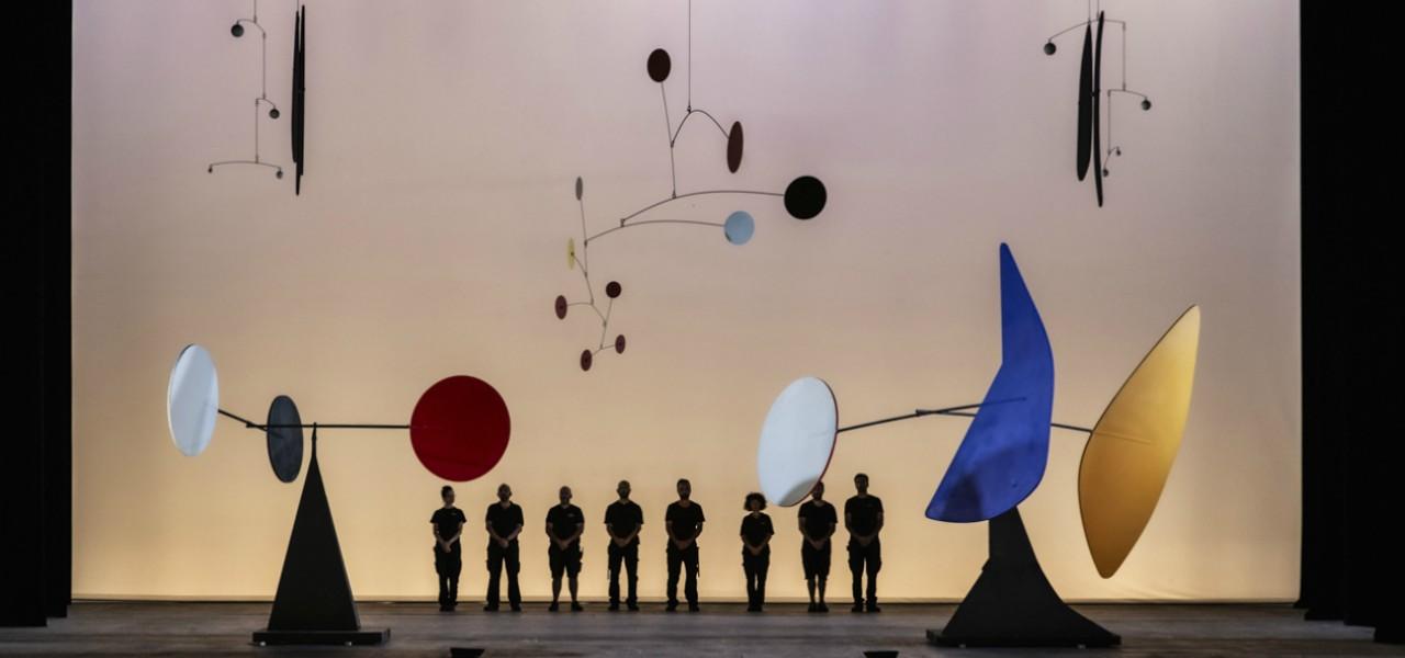 Calder-Kentridge/ Ritorno al futuro al Teatro dell'Opera di Roma
