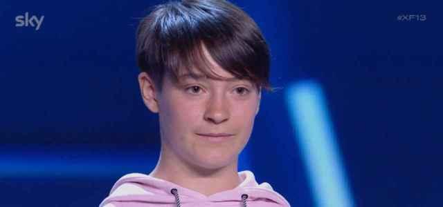 Sofia Tornambene Kimono X Factor 13