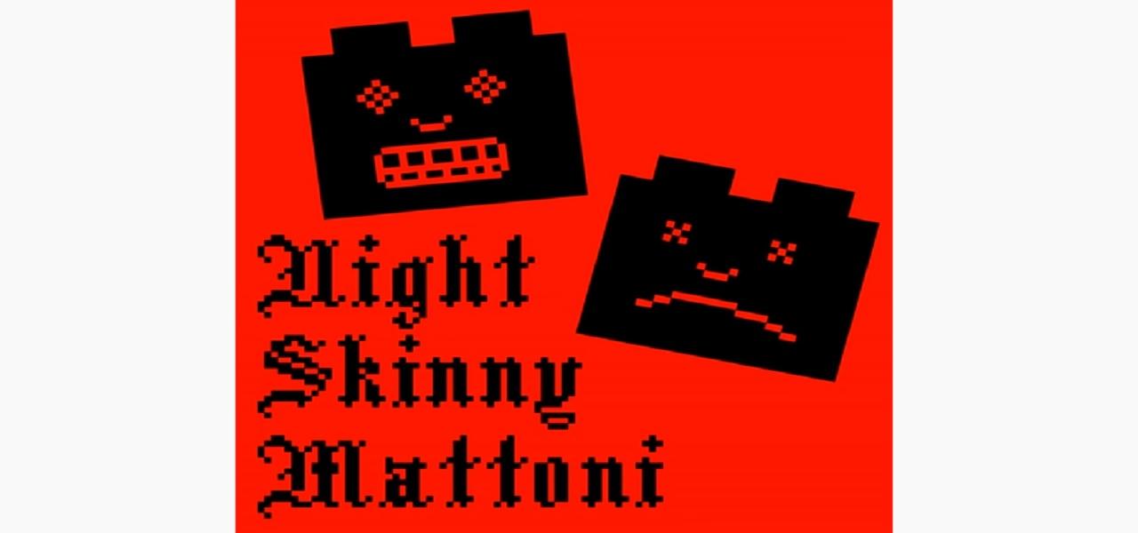 NIGHT SKINNY, NUOVO ALBUM