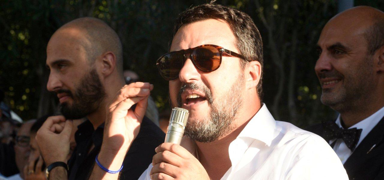 Salvini ha l'orzaiolo