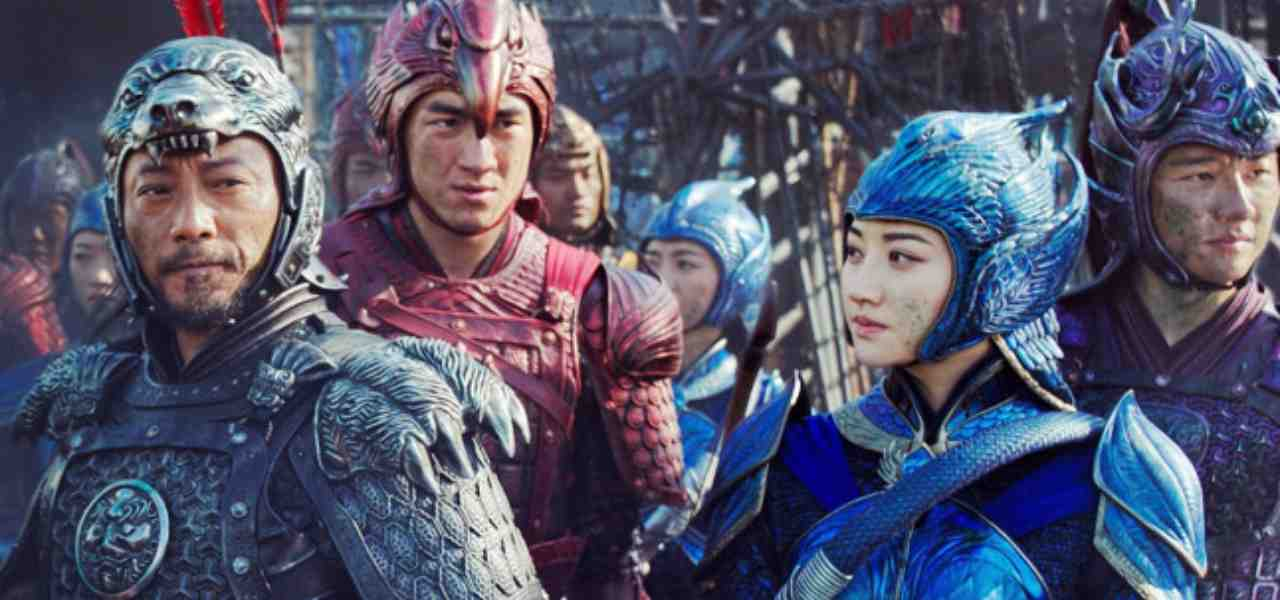 the great wall 2019 film