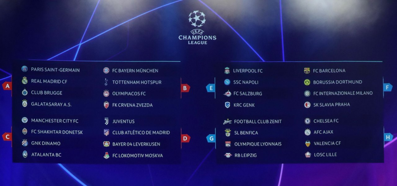 Champions League 2019-20/ Partite, vincitori e favoriti: CR7 vs ...