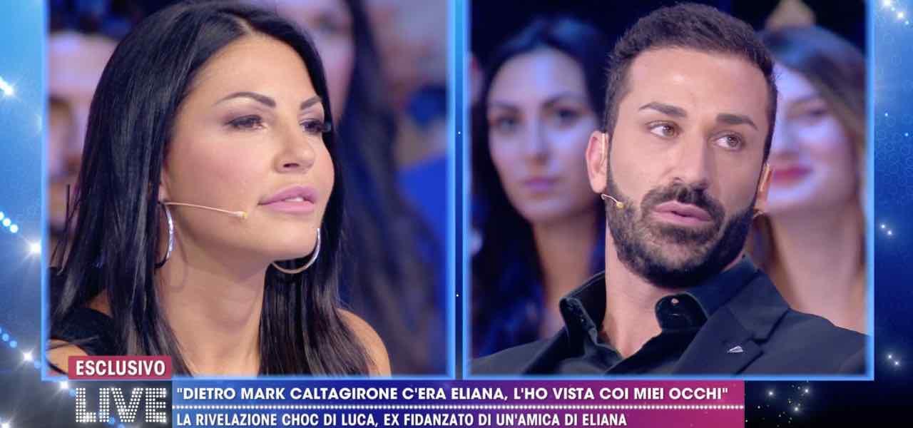 Luca Mucchini, ex Selvaggia Roma