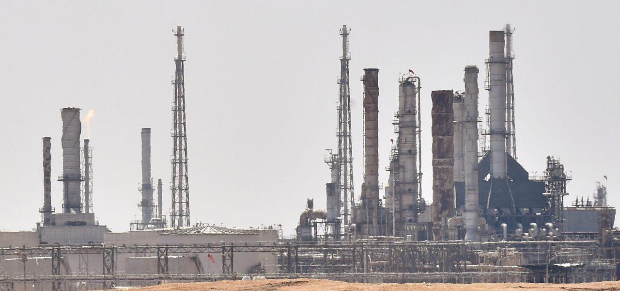 Raffinerie petrolio Arabia