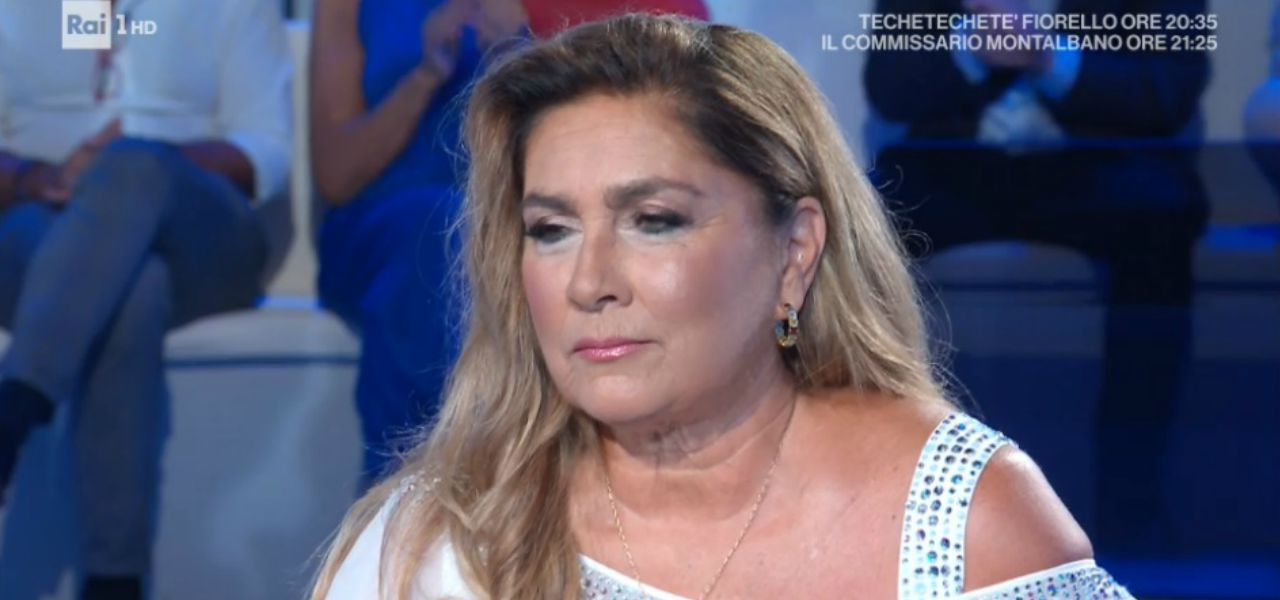 "Romina Power a ""Domenica In"""