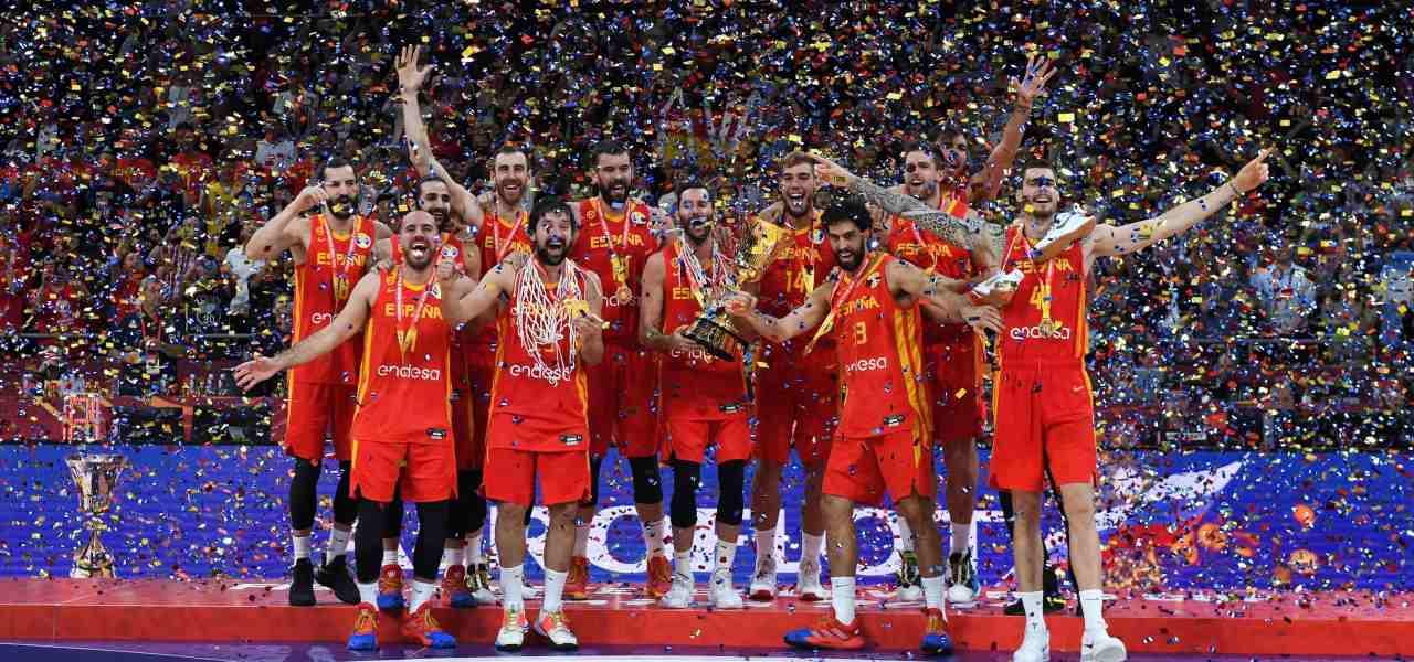 Spagna vince i Mondiali