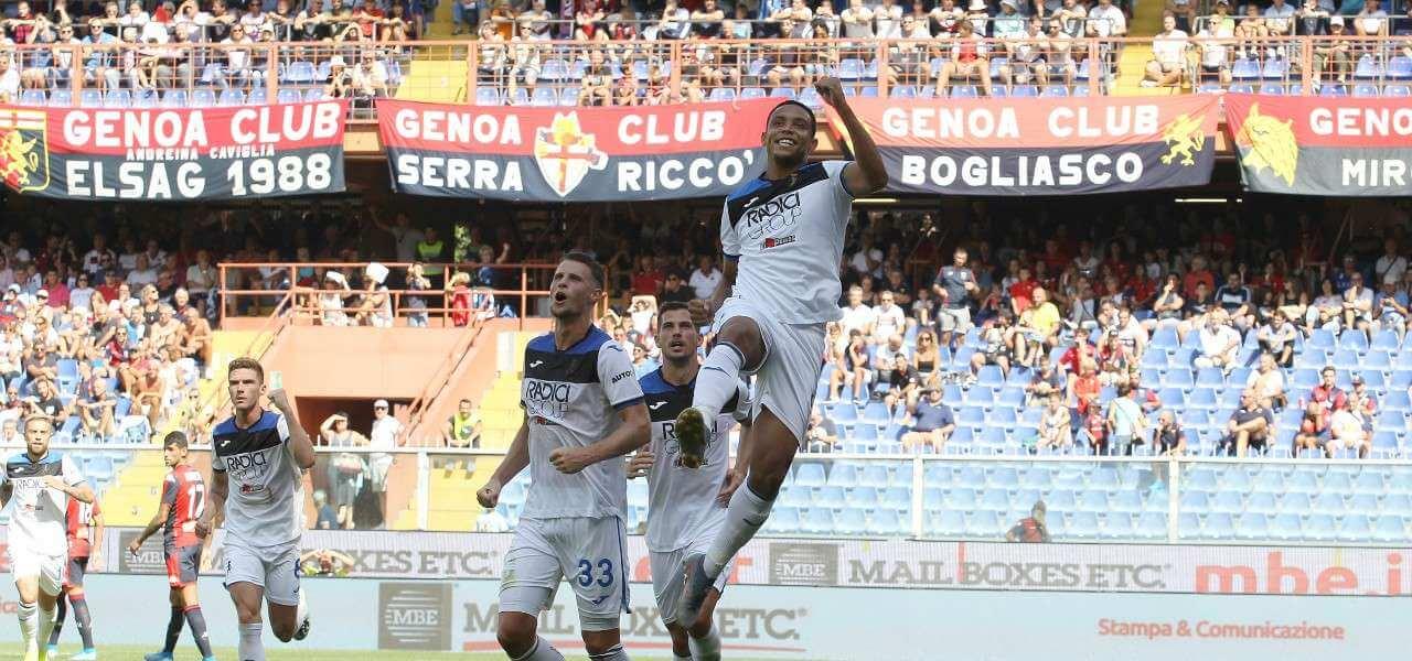 Muriel Freuler Hateboer Atalanta gol lapresse 2019