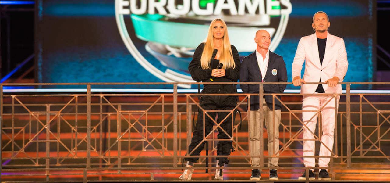 Eurogames 2019, Giochi senza frontiere