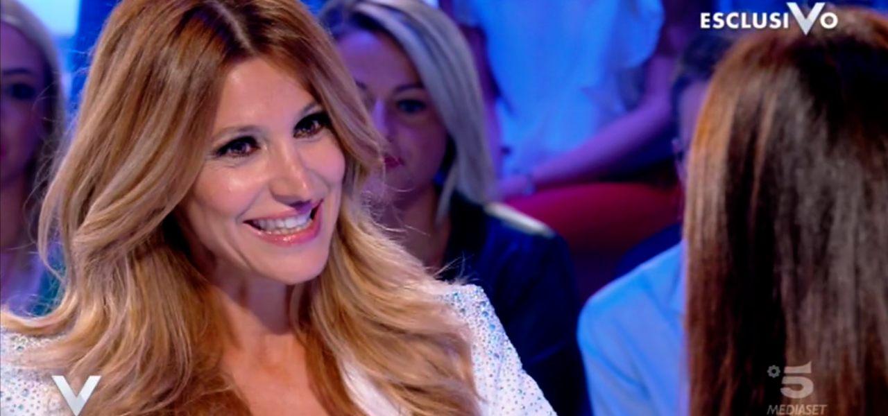 """Adriana Volpe/ """"Nadia Toffa mi scrisse dopo lite con Giancarlo ..."""