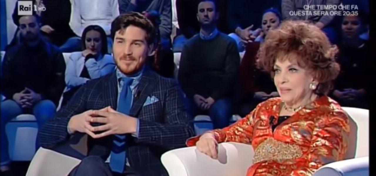 """Andrea Piazzolla, manager Gina Lollobrigida/ """"Milko e Rigau ..."""