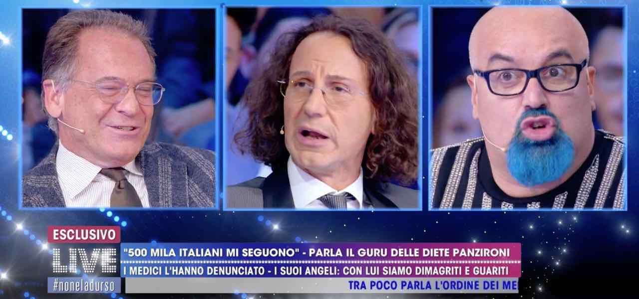 Adriano Panzironi e Cecchi Paone