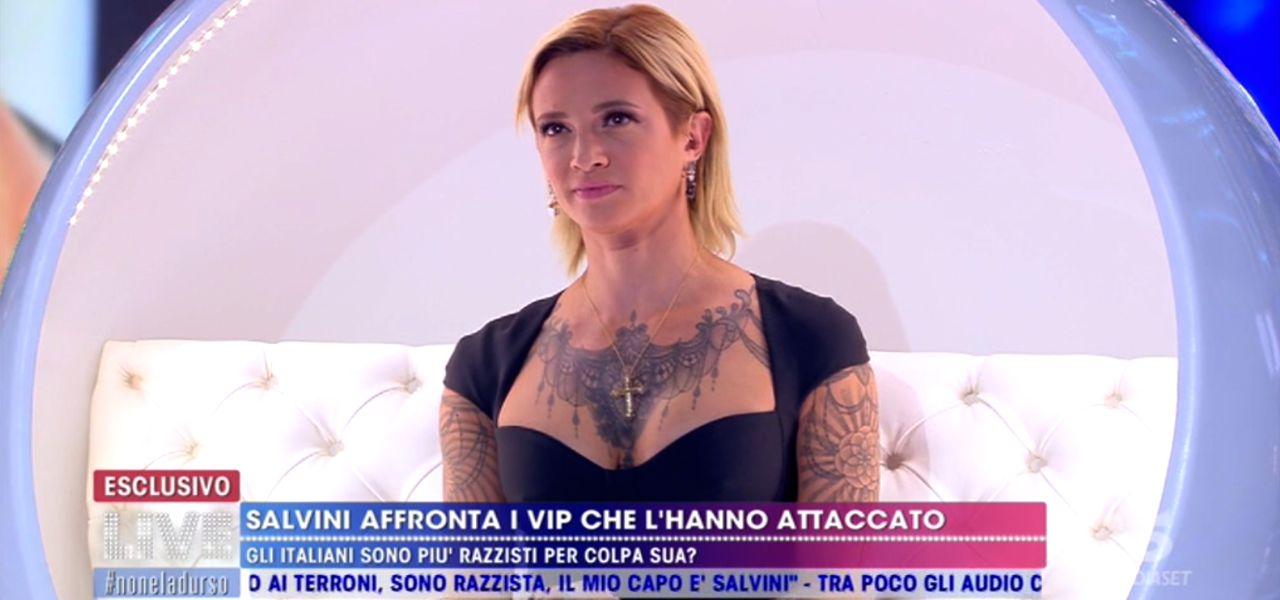 """Asia Argento/ Scontro con Karina Cascella: """"Corona è stata la tua ..."""