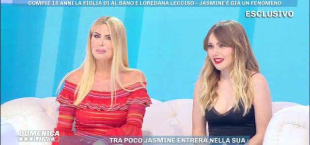 loredana lecciso domenica live 640x300