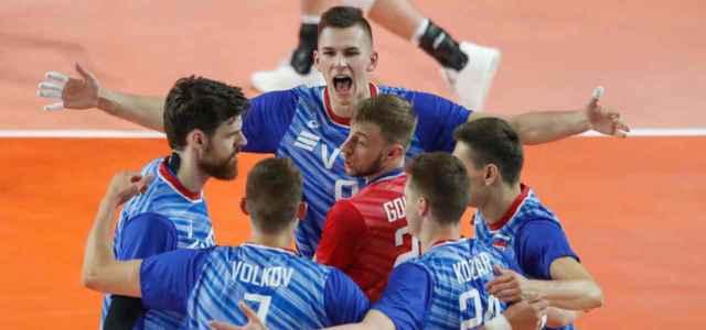 russia volley pallavolo lapresse 2019 640x300