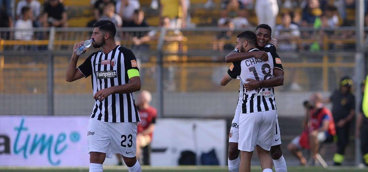 Chajia Ascoli gol lapresse 2019