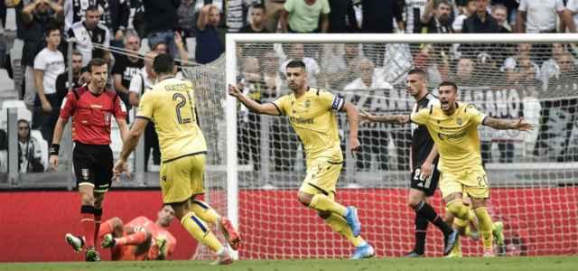 Miguel Veloso Verona Juventus gol lapresse 2019 640x300